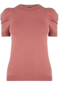 Warehouse Puff Short Sleeve Jumper