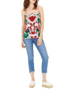 Warehouse Floral Printed Cami