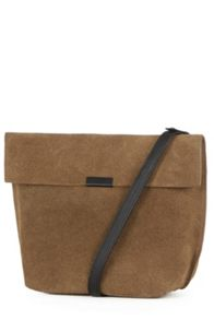Warehouse Exposed Seam Cross Body Bag