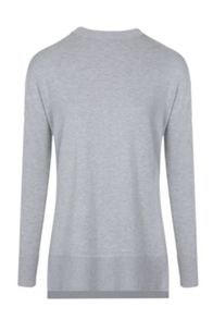 Warehouse Boxy Split Side Jumper