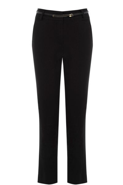 Warehouse Belted Tailored Trouser