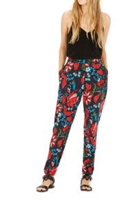 Warehouse Botanical Floral Trouser