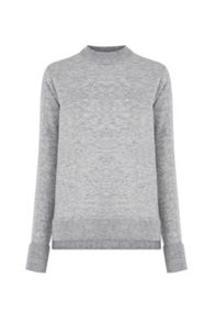 Warehouse Boxy Crew Jumper