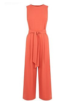 Open Back Jumpsuit