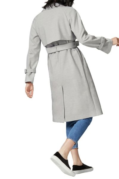 Warehouse Belted Duster