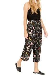 Warehouse Scatter Floral Culotte