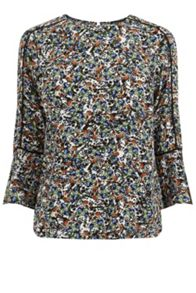 Warehouse Ditsy Floral Top