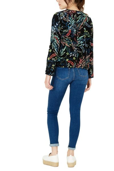 Warehouse Meadow Floral Top