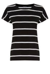 Warehouse Block Stripe Tee