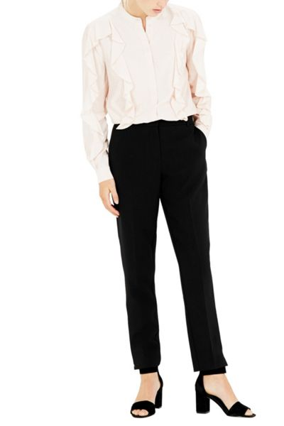 Warehouse Slim Leg Trousers