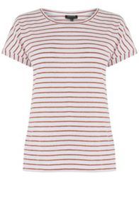 Warehouse Breton Stripe Tee