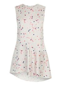Warehouse Confetti Spot Sleeveless Top