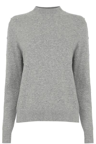 Warehouse Pearlescent Jumper