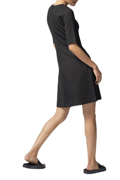 Warehouse Ponte Dress
