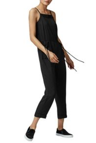 Warehouse Utility Drawstring Jumpsuit