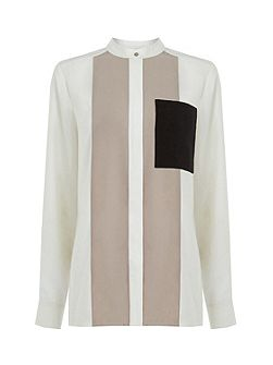 Colourblock Shirt