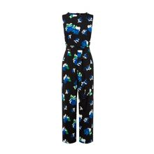 Warehouse Ink Rose Jumpsuit
