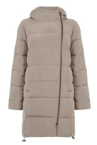 Warehouse Hooded Padded Coat