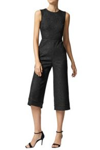 Warehouse Lace Jumpsuit