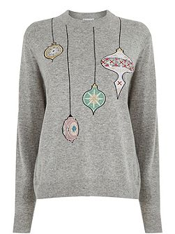 Bauble Christmas Jumper