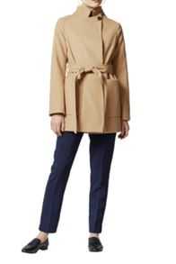 Warehouse Short Asymmetric Coat