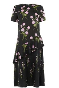 Warehouse English Rose Dress