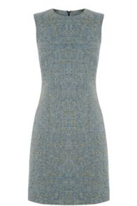 Warehouse Tweed Dress