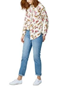 Warehouse Spaced Sidney Floral Shirt