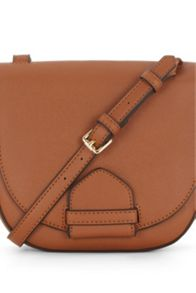 Warehouse Keeper Saddle Cross Body Bag