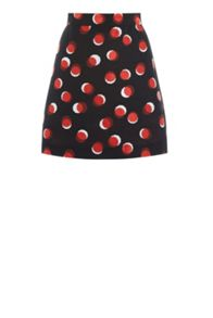 Warehouse TOFFEE PENNY SKIRT