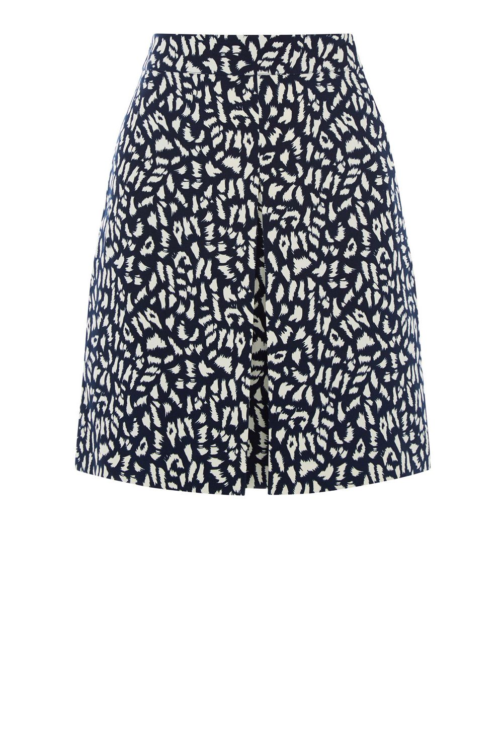 Warehouse Animal Printed Skirt MultiColoured