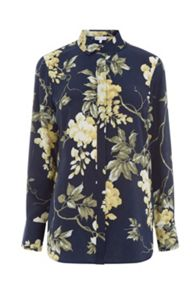 Warehouse Wisteria Floral Shirt