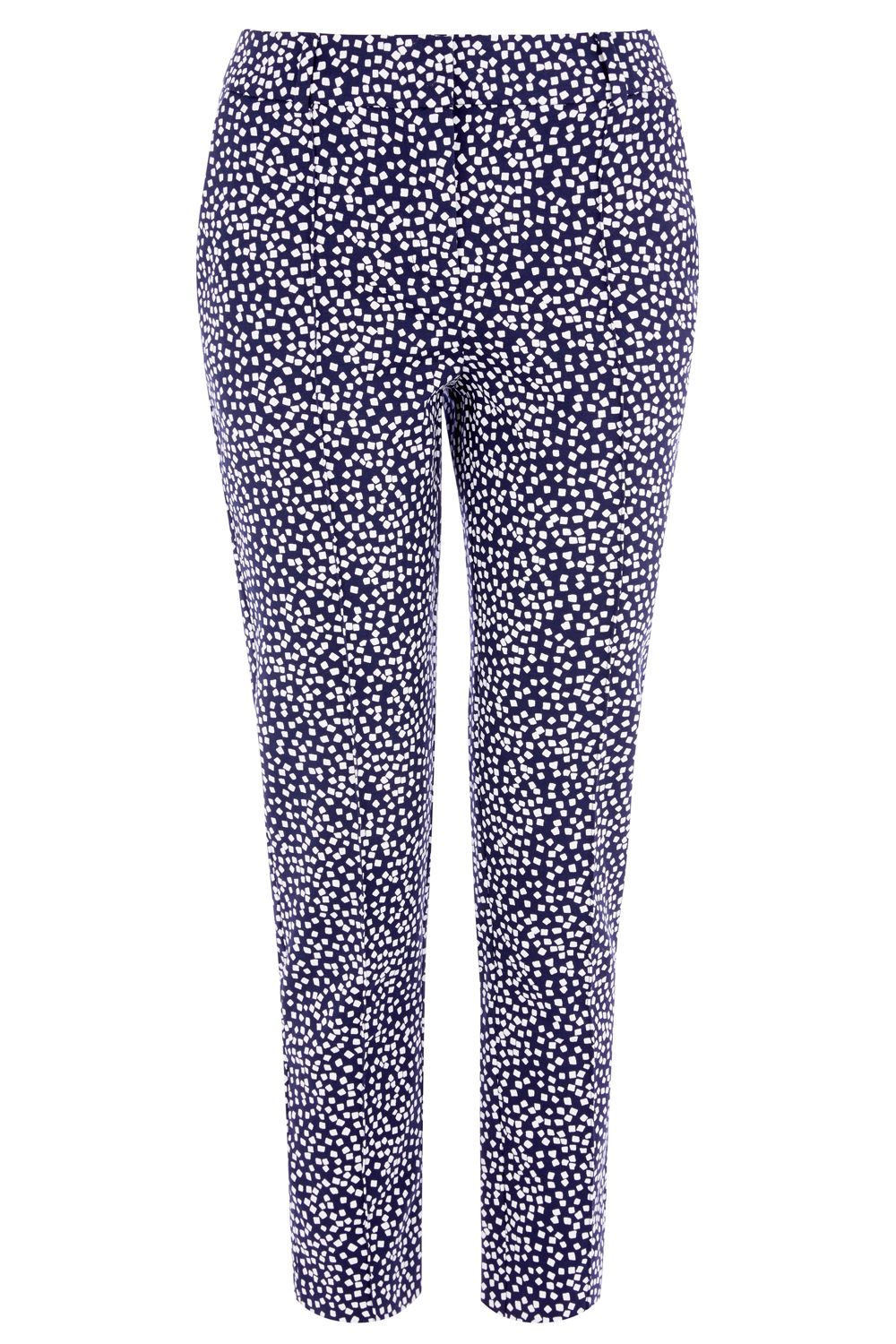 Warehouse Woodblock Trousers, Multi-Coloured