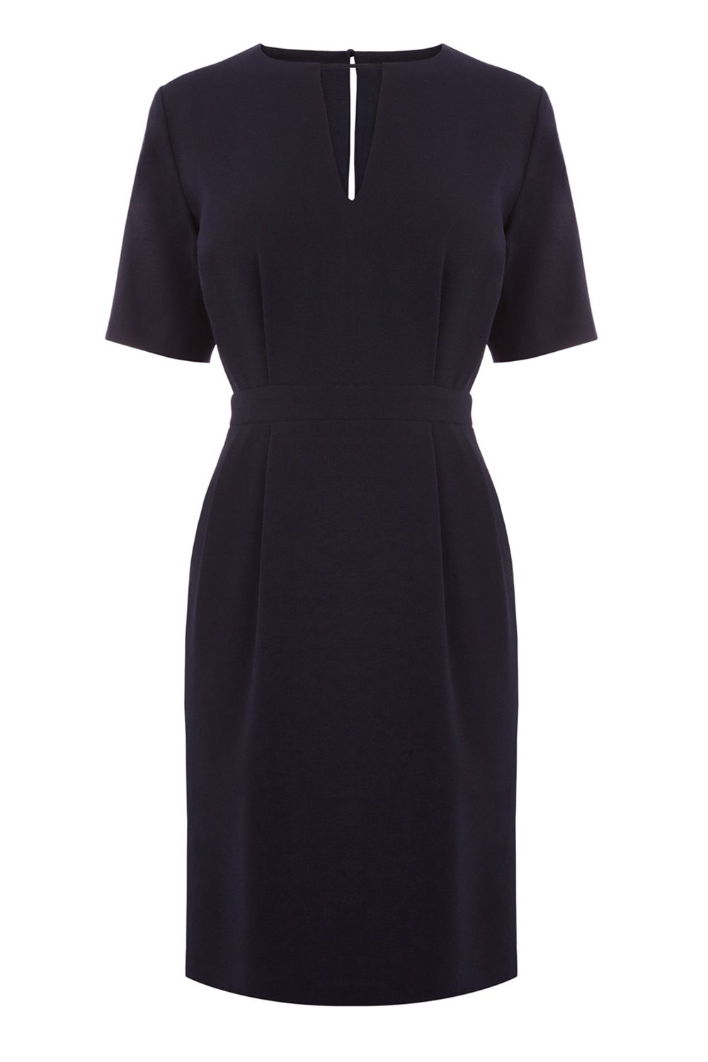 Warehouse V Front Dress, Blue