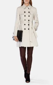 Traditional Investment Trench Coat