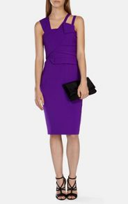 Karen Millen Modern Folded Pencil Dress