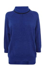 Karen Millen Lightweight Sporty Knit