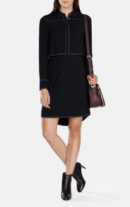 Karen Millen Soft Shirt Dress