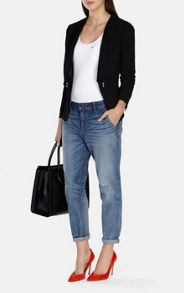 Karen Millen Fluid Lightweight Jacket