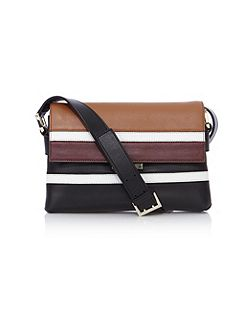 Ltd Stripe Satchel