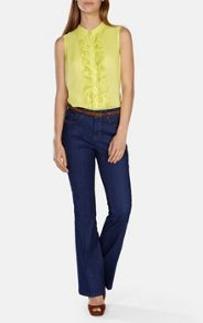 Colourful Georgette Blouse