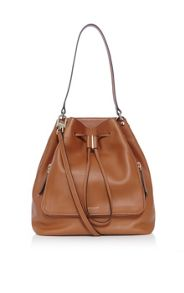 Karen Millen Structured Bucket Bag