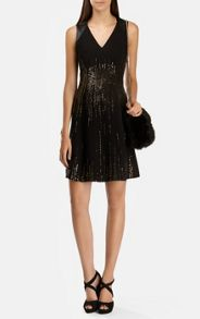 Statement Sequin Dress