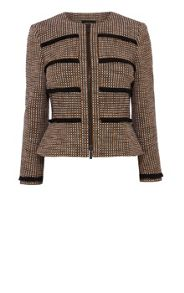 Karen Millen Fashion Tweed Suit