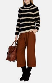 Boucle Stripe Sweater