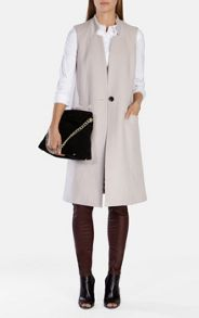 Karen Millen Ultimate Tailored Waistcoat