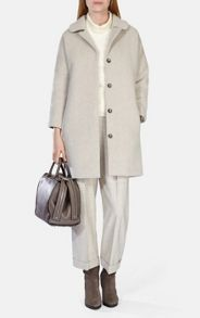 Karen Millen Wool Mohair Short Coat