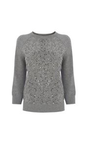 Crystal Encrusted Knits