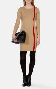 Karen Millen Colour Flash Knit Dress