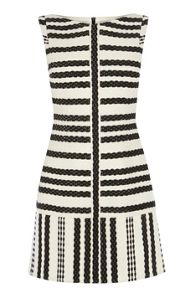 Karen Millen Bold Stripe Shift Dress